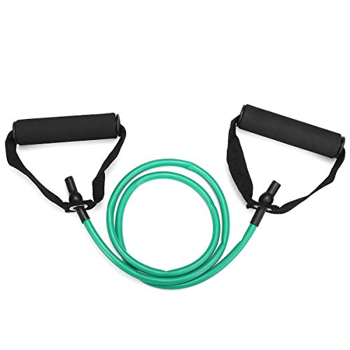 ZZSXWf Bandas de Resistencia Gimnasio Gimnasio Yoga Pull de Cuerda Banda Ejercicio Entrenamiento Herramientas de Entrenamiento Guangzhouweiyukejiyouxiangongsi (Color : Green)