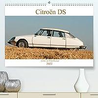 Citroën DS Goettin im Mittelrheintal (Premium, hochwertiger DIN A2 Wandkalender 2022, Kunstdruck in Hochglanz): Auf Tour mit der Déesse (Monatskalender, 14 Seiten )
