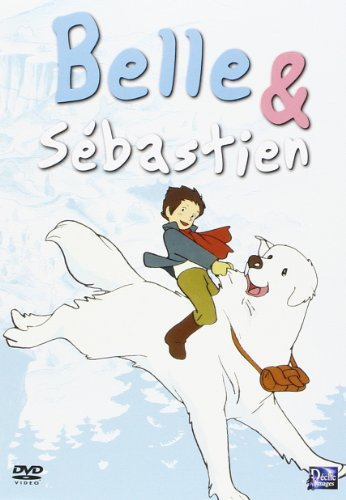 Belle et Sébastien-Partie 1-Coffret 4 DVD-VF