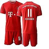 JEEG 20/21 Herren CUISANCE 11# Fußball Trikot Fans Jersey Trainings Trikots (L)