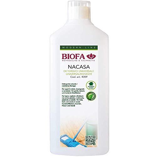 BIOFA 4059/4010 Naturreiniger für Holzböden und andere
