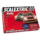 Scalextric - Circuito C1 Rally (año 2010)