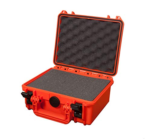 TAF Case 200 - Outdoor Koffer Staub- und wasserdicht, IP67 orange