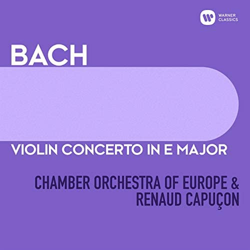 Chamber Orchestra of Europe & Renaud Capuçon