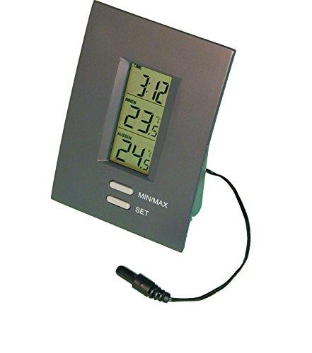 Koch 14500 digitale thermometer voor binnen en buiten