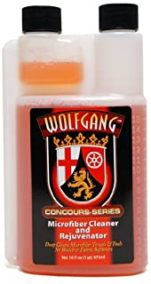 Wolfgang Concours Series WG-1200 Micro Rejuvenator Microfiber Detergent Concentrate, 16 fl. oz.