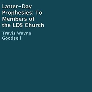Latter-Day Prophesies audiobook cover art