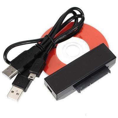 Ruitroliker USB Festplatte Datenübertragungskabel Konverter Adapter Datenkabel für Xbox 360 Slim
