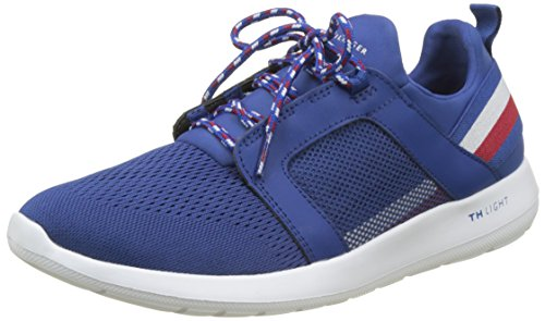 Tommy Hilfiger Technical Material Mix Sneakers voor heren