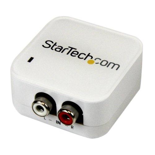 Startech.Com Convertitore Audio Rca Stereo a Spdif Digitale Coassiale e Ottico Toslink