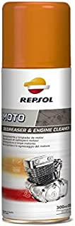 Repsol RP716C98 Moto Degreaser y Engine Cleaner Limpiador,