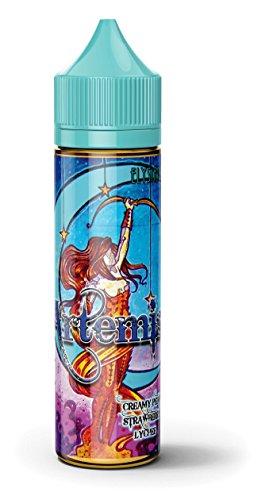 Altemis(アルテミス):Elysian E-Lixirs(エリシアン エリクサーズ):洋ナシ&ライチ&ストロベリー&クリーム/60ml大容量ボトル
