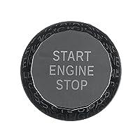 車のエンジンスタートストップスイッチボタンカバーの交換、BMW3シリーズG202019 +用