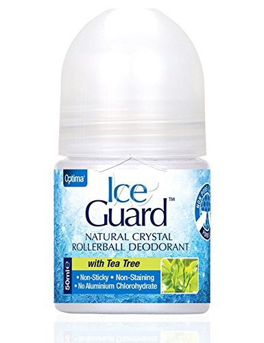 Madal Bal Desodorante Ice Guard Roll On Con Arbol Del Te - 500 g