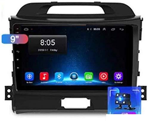 Android 8.1 Caratteristica di navigazione GPS, schermo TV, per KIA Sportage 3 4 2011-2016, con controllo del volante BT Chiamata a mani libere BLU-free Link DAB SWC-A