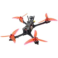【BNF Version Drone 】6S Wind 5 Racing Drone with Frsky XM+ receiver , NEW ARRIVAL 6S 5 inch Racing Drone with Carbon Fiber frame , Young and active appearance with stable structure for smooth flight , it's the best choice for FPV racing competition , ...