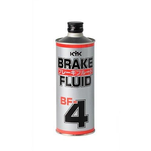 (STRAIGHT/ストレート) 古河薬品工業(KYK) ブレーキフルード 500ml JIS BF-4 (DOT4相当) 36-10205