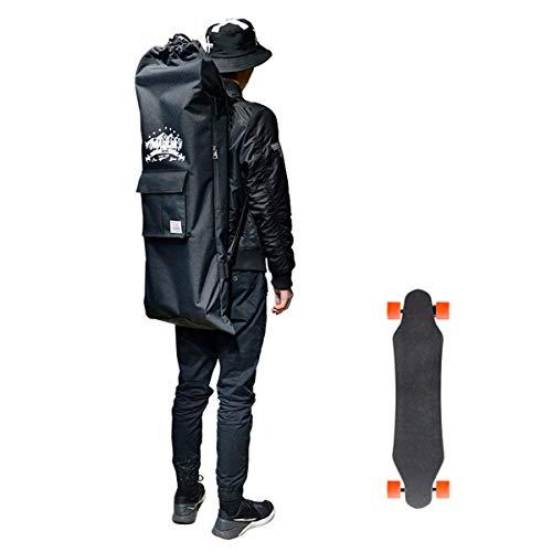 Grist CC Skateboard Rucksack Backpack Unisex Viele Fächer und Taschen Drucksack 105 * 40 cm / 41 * 15.7 In