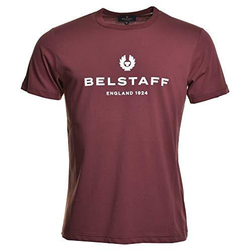 Belstaff 1924 t Shirt poliert rot X Large
