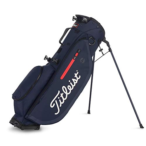 Titleist Players 4 Golf Bag Sleet / Black