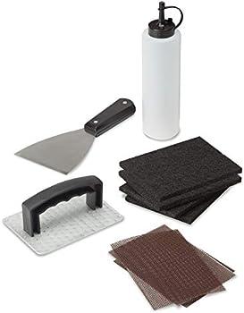 10-Piece Cuisinart CCK-358 Griddle Cleaning Kit