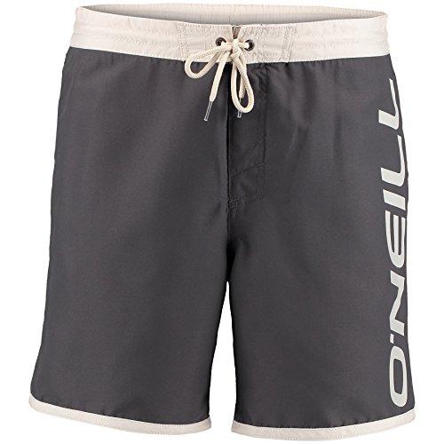 O'Neill Herren Naval Shorts Boardshorts, Asphalt, XXL