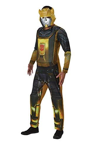 Rubie 's Offizielles Transformers Bumblebee Erwachsene Kostüm