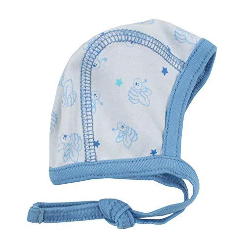 Fixoni bébé prématuré garçon, bonnet Little Bee, bleu, 3142703