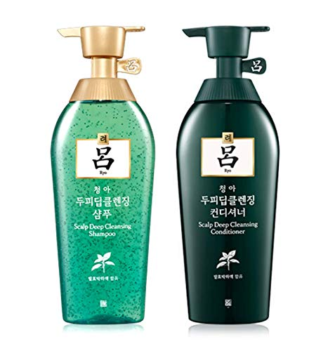 small Ryo ChungAhMo Shampoo & Conditioner