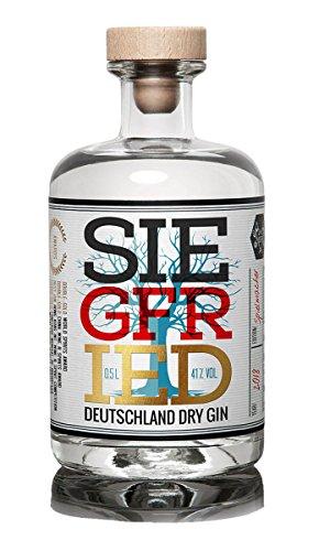 Siegfried Rheinland Dry Gin Limited SPIELMACHER Edition Deutschland 0,5 Liter
