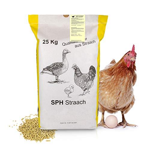 SPH Legehennenfutter 25Kg Sack Geflügelfutter Sack - universelles Futter aus regionaler Produktion