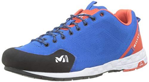 Millet AMURI Knit, Zapatillas de Ciclismo de montaña Hombre, Azul (Electric Blue 2909), 41 1/3 EU
