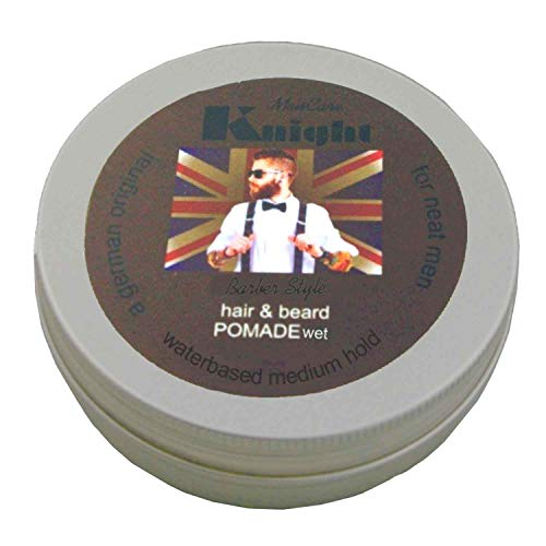 Knight Men Care Old London Hair & Beard pomande Wet 100 ml