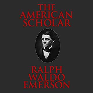 The American Scholar audiobook cover art