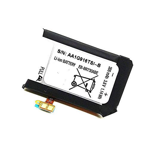 Bestome Ersatz EB-BR730ABE Akku Kompatibel mit Samsung Gear S2 3G Version SM-R730 SM-R730S SM-R730A SM-R730V SM-R600 SM-R730V SM-R735A