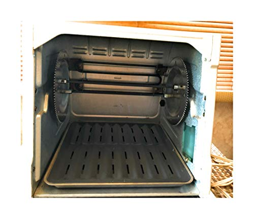 Ronco Showtime Rotisserie and BBQ 4000 Series, White