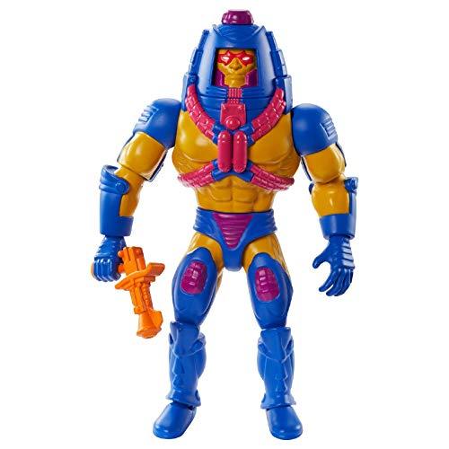 Masters of the Universe- Personaggio Man-E-Faces 14 cm Giocattolo da Collezione per Bambini 6+ Anni, GNN95