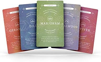 Top 10 Best essential oil cards Reviews