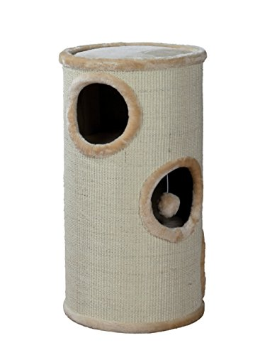 Photo de trixie-4330-arbre-a-chat-format-tour-beige