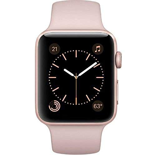 Apple Watch Series 2 38MM SmartWatch Rose Gold (Reacondicionado)