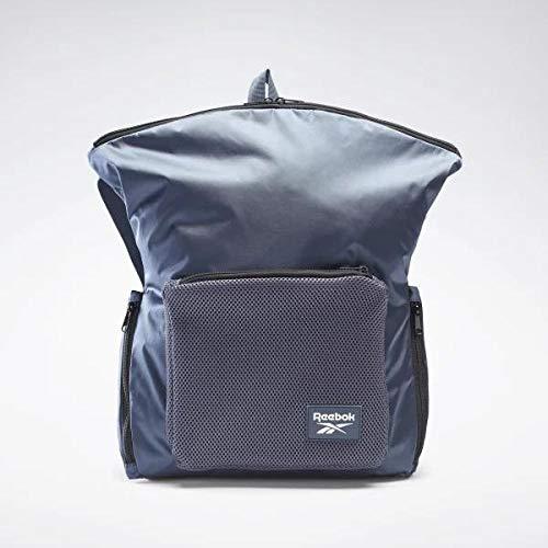 Reebok Damen W Tech Style Backpack Umhängetasche, Smoind, Einheitsgröße