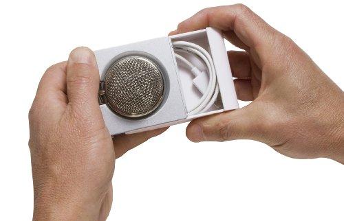 『Blue Microphones ポータブルタイプUSBマイクロフォン SNOWFLAKE』の1枚目の画像