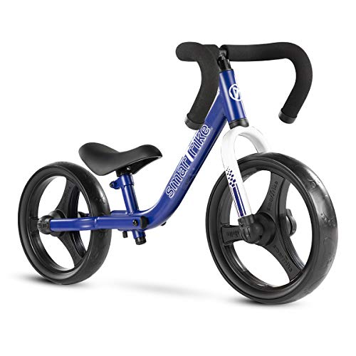 smarTrike 1030800 Folding Running Bike, blau