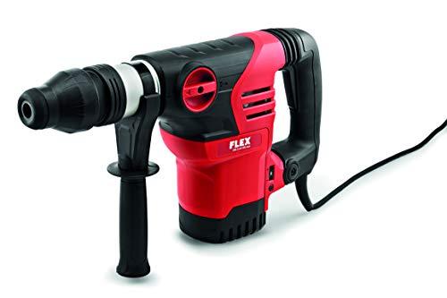 Flex 439665 230/CEE Kombi-Bohrhammer Che 5-40 (SDS-Max, Leerlaufdrehzahl 0-380, Leerlaufschlagzahl 1300-2900 /min, 1050 Watt, 10 J)