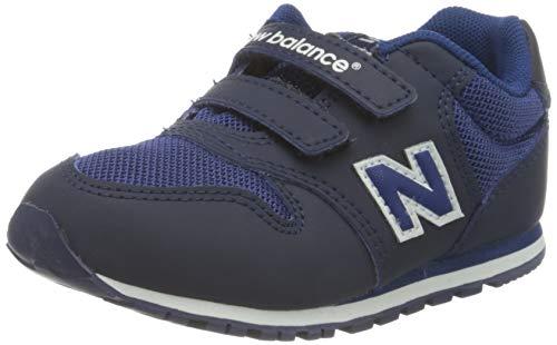 New Balance 500, Zapatillas Niños, Azul (Navy), 33 EU