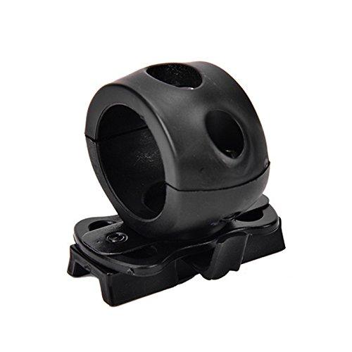 Neborn 25 mm iluminación especial para casco, soporte para linterna táctica para...