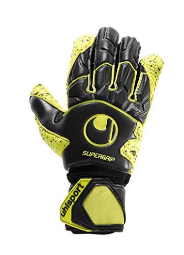 uhlsport SUPERGRIP Flex Frame Carbon Goalkeeper Gloves Size 10.5