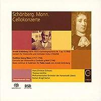 Schonberg & Monn: Cello Works