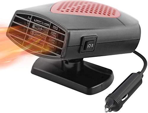 Car Heater Defroster,Car Heater Car Fan Heater Fast Heating Quickly Defrost Defogger Demister...