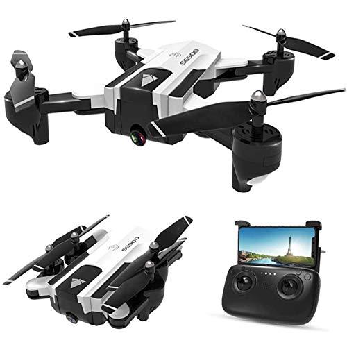 J-Love Drone GPS RC con videocamera HD 1080P WiFi FPV Drone Follow Me Surround Mode Multi-Point Fly Altitude Hold Quadricottero RC Pieghevole